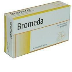 Bromeda integratore azione antinfiammatoria 30 compresse img