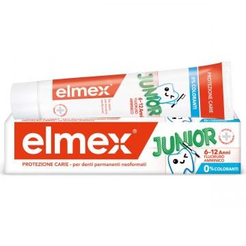 Elmex junior dentifricio 6-12 anni 75 ml