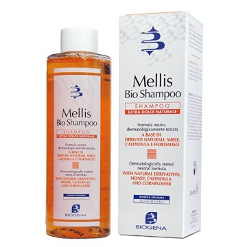 Mellis Bio Shampoo Extradelicato 200 ml