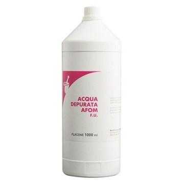 Acqua Depurata Afom F.U. 1000 ml