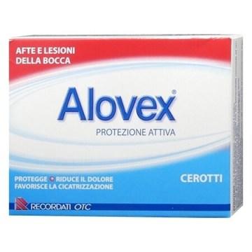 Alovex protezione attiva 15 cerotti
