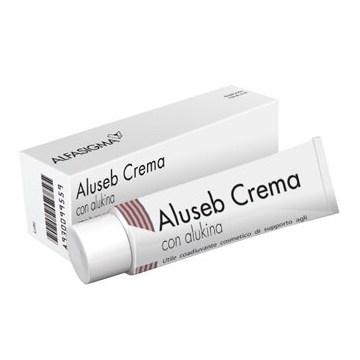 Aluseb Crema Alukina 30 ml Benessere della pelle