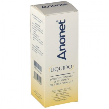 Anonet Liquido Detergente Igiene Intima 150ml