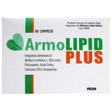 Armolipid Plus Controllo Colesterolo 60 compresse