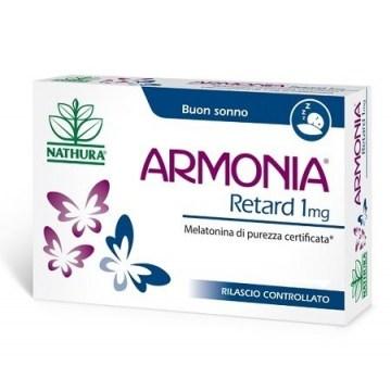 Armonia Retard 1 mg Melatonina per Insonnia 120 compresse