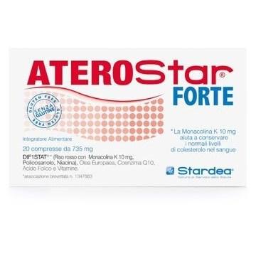 Aterostar Forte Controllo Colesterolo 20 compresse