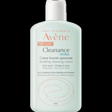Avene Cleanance Hydra Crema Detergente Lenitiva 200 ml