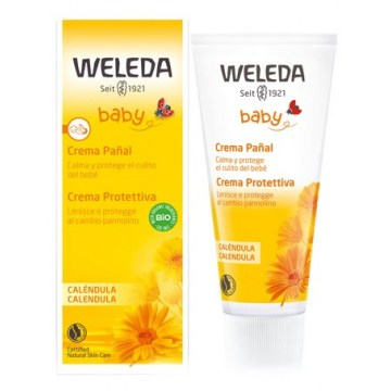 Baby crema protettiva calendula 75 ml