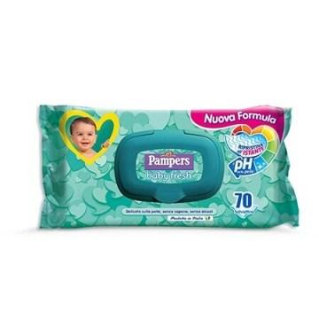 Baby fresh formula esclusiva 70 pezzi