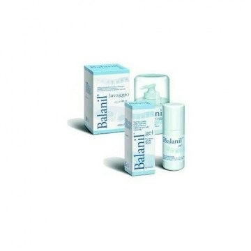 Balanil Gel Intimo Maschile per Balanite e Balanopostite 30 ml