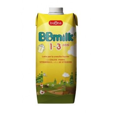 Bbmilk 1-3 Latte per la Crescita Liquido 500 ml