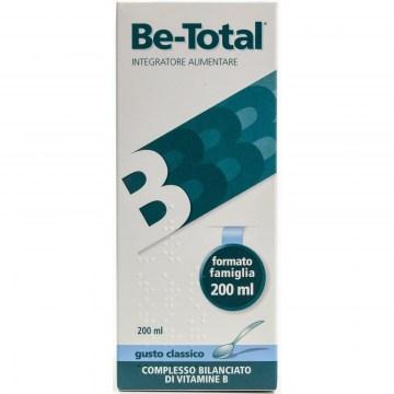 Be-Total Sciroppo Classico Energia per il corpo 200 ml