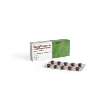 Becozym 20 compresse Gastroresistenti
