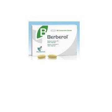 Berberol Integratore per il Colesterolo 30 compresse