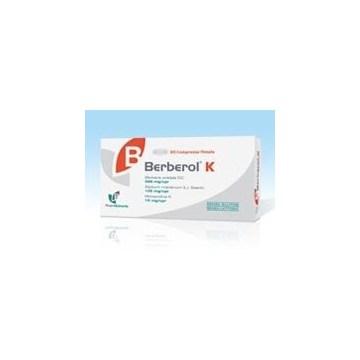 Berberol K Colesterolo 30 compresse filmate