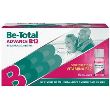 Betotal Advance Integratore Vitamina B12 15 flaconcini