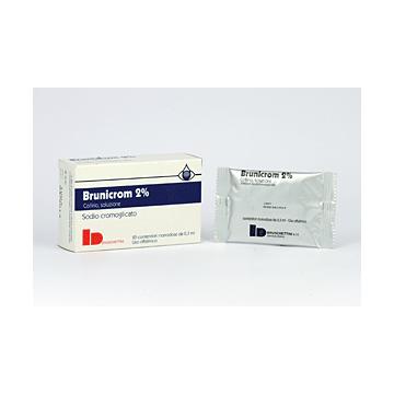 Brunicrom collirio antiallergico 20 contenitori