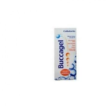 Buccagel anti afte collutorio 200 ml + dentifricio omaggio