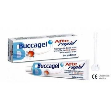 Buccagel afte rapid con acido ialuronico gel 10 ml