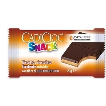 Cadicioc snack fondente 1 barretta monoporzione
