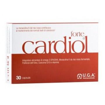 Cardiol Forte Integratore per il Colesterolo 30 capsule