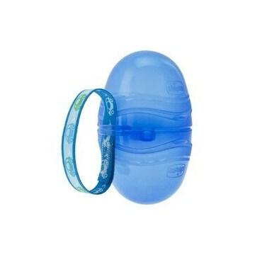 Chicco portasucchietto doppio blu 1 pezzo