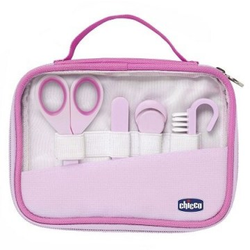 Chicco set unghie rosa-lilla