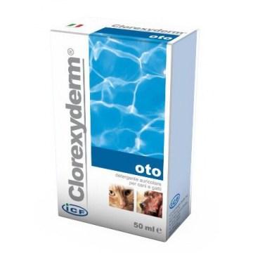 Clorexyderm oto liquido 50 ml