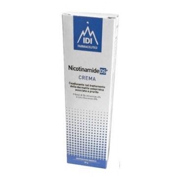 Nicotinamide ds coadiuvante dermatide seborroica crema 30 g