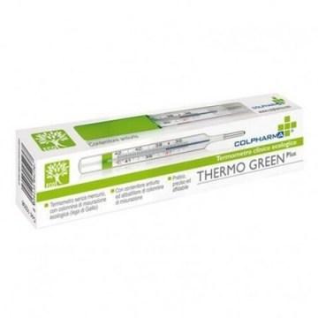 Colpharma thermo green plus termometro