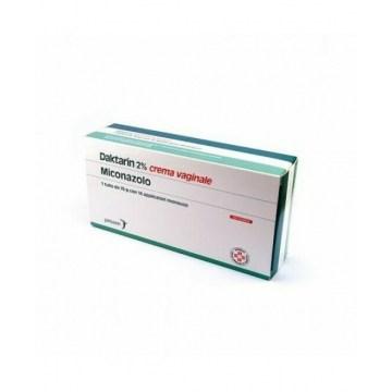 Daktarin crema vaginale antimicotica 78g +16 applicatori