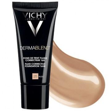 Vichy Dermablend Fondotinta Correttore 25 30 ml