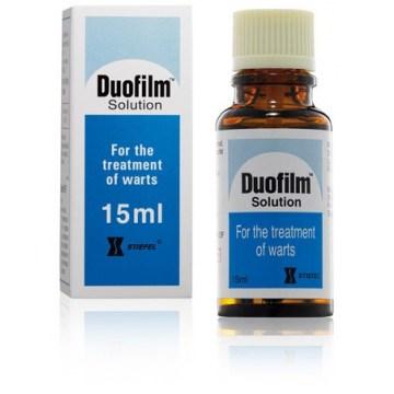 Duofilm 16,7% + 15% Trattamento calli, verruche e duroni