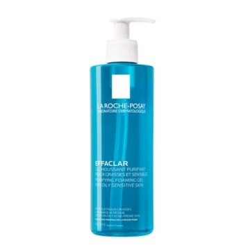 Roche-posay effaclar gel moussantpurificante 400 ml