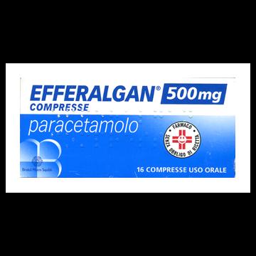 Efferalgan 500 mg 16 compresse Paracetamolo