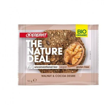 Enervit nature deal cookie cocoa walnut 50 g