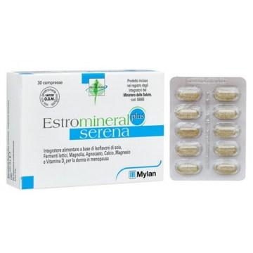Estromineral Serena Plus Integratore Menopausa 30 compresse