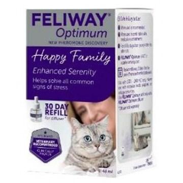 Feliway optimum ricarica da 48 ml