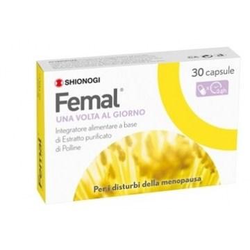 Femal Integratore Donna Menopausa 30 capsule