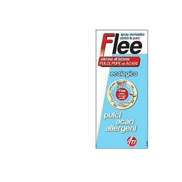 Flee spray domestico antipulci flacone 400 ml