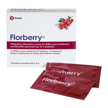 Florberry Prevenzione Infezioni Urinarie 10 bustine