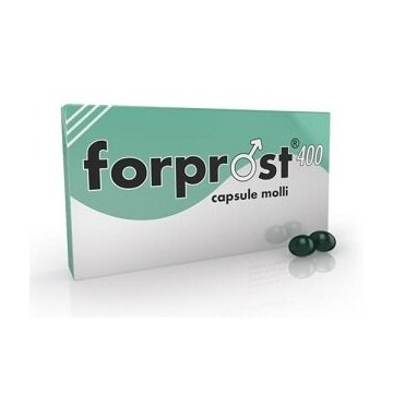 Forprost 400 Funzionalità della prostata 15 capsule