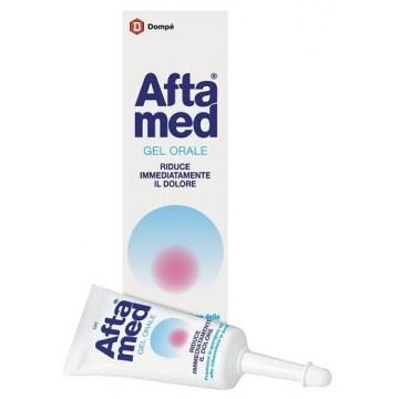 Aftamed gel  buccale 15 ml