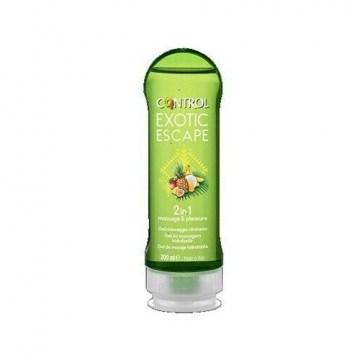 Gel per massaggi exotic escape 1 pezzo