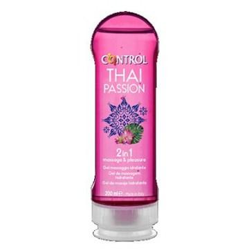 Gel per massaggi thai passion 1 pezzo