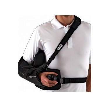 Gibaud ortho smartsling 15 gradi - tutore per abduzione di spalla taglia 1