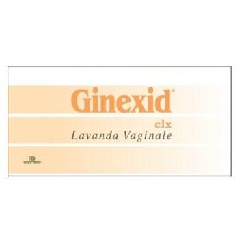 Ginexid lavanda vaginale 5 flaconi monodose 100 ml