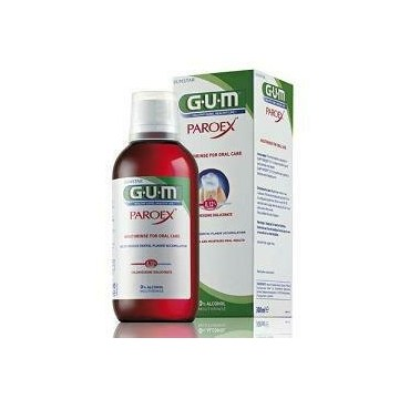 Gum paroex collutorio clorexidina 0,12 300 ml