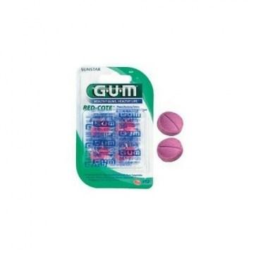 Gum red-cote rivela placca 12 pastiglie