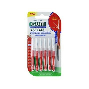 Gum trav-ler 0,8mm Scovolino PROMO 4 + 2 pezzi